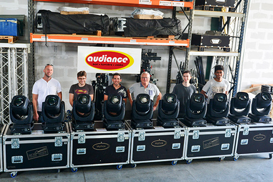 Equipe audiance